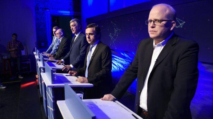 Inflación, pobreza y flexibilización laboral dispararon ironías y críticas entre los candidatos