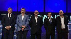 muchas criticas y pocas propuestas en el debate de los candidatos a diputado nacional