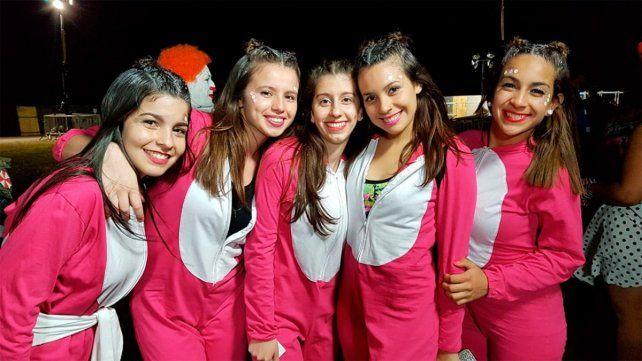 Miles de personas coparon Paraná por la tradicional Fiesta de Disfraces