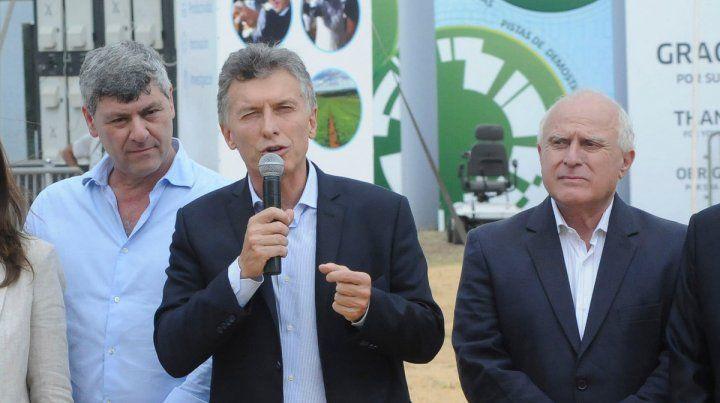 El ministro de Agroindustria sostuvo que el envío de los fondos se ha politizado de una forma infantil