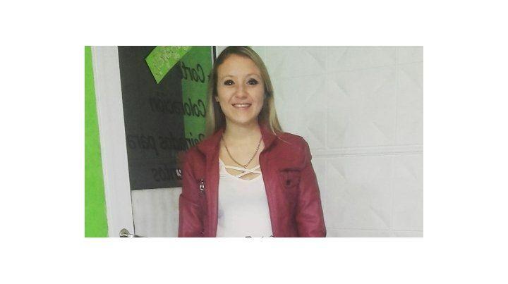 jesica ronsoni. La maestra de 24 años fue asesinada hace una semana.