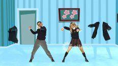 fede bal y laurita fernandez se llevaron el peor puntaje de la historia del bailando