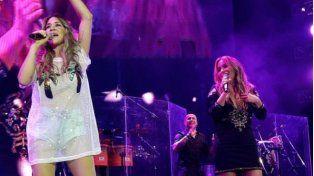 El éxito deLa Tonta reunió a Jimena Barón y la Princesita Karina en el Luna Park