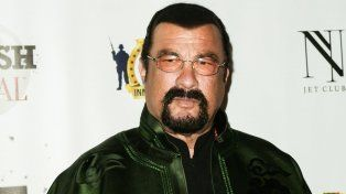 Steven Seagal fue denunciado por acoso sexual por una actriz de Hollywood