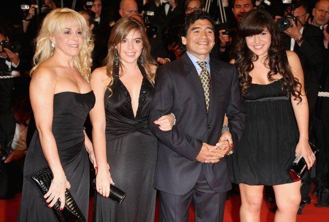 La lista negra del casamiento de Dalma Maradona que dejó afuera a varios del entorno familiar