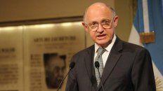 el memorandum con iran fue respaldado por nisman, declaro timerman