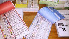 el gobierno nacional insistira con la reforma electoral y la boleta unica electronica