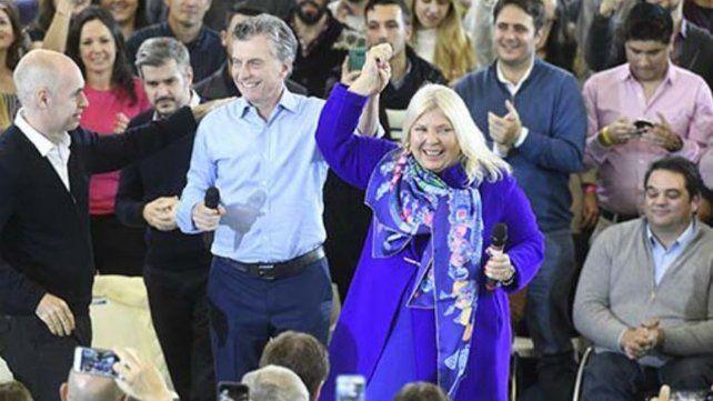 Antes de llegar a Rosario, Macri aseguró que irán presos los que se asocien con el narcotráfico