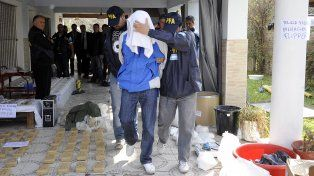En 2013, Delfín Zacarías fue detenido en un operativo de las fuerzas federales en Funes.