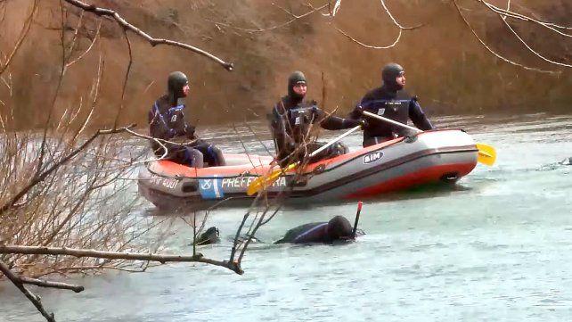 El cuerpo no había sido tocado a la espera del arribo del Equipo Argentino de Antropología Forense