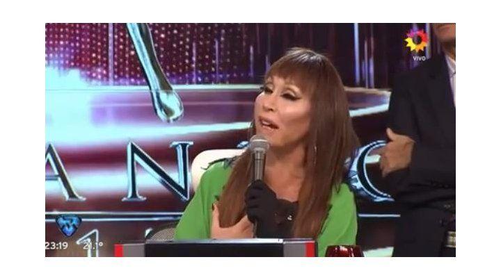 Moria confesó que tuvo un orgasmo en pleno baile de Piquín y se retiró del estudio