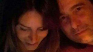 Marianela Mirra publicó la primera foto con Andrés Calamaro pero después la borró