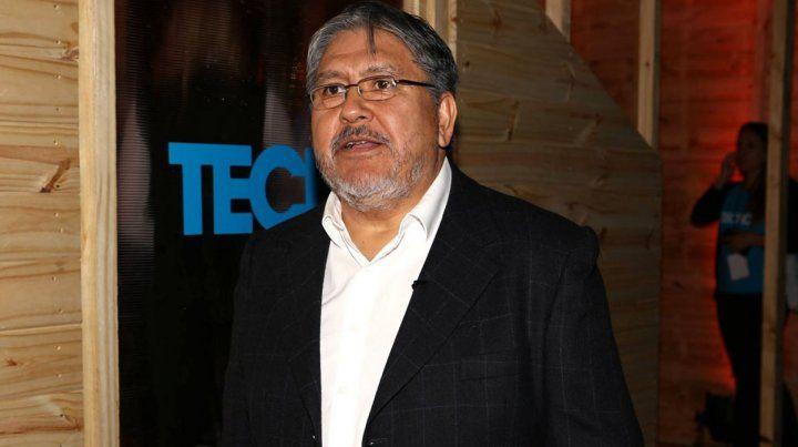 El Chino Navarro dijo que no hay obstáculos para apoyar el desafuero de De Vido