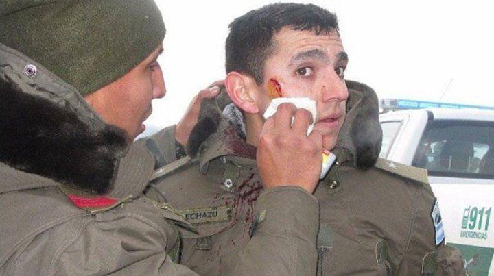 El subalférez Emmanuel Echazú es el único gendarme imputado en la causa.