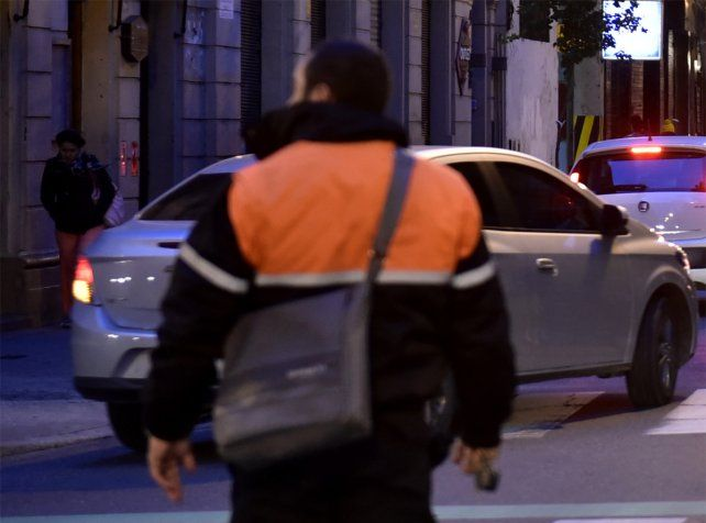 Un inspector fue agredido por un hombre que terminó detenido en barrio Belgrano.