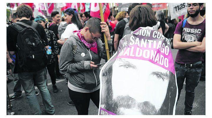 La izquierda llevó su demanda de justicia a la histórica plaza.
