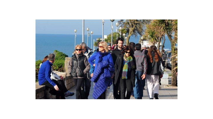 turistas. Los feriados puente dinamizan el turismo y la economía.