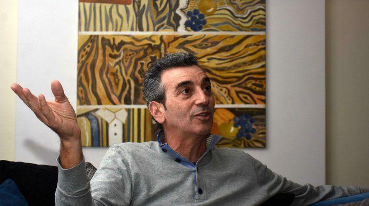 El exministro Florencio Randazzo.