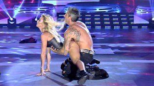 tinelli anuncio que el rosarino nicolas paladini no seguira en el bailando