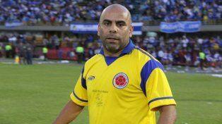otros tiempos. Mauricio Chicho Serna cuando brillaba en Boca.
