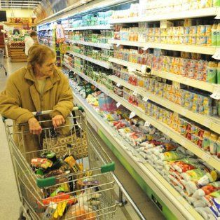 el indec registro en agosto la primera suba de ventas en super