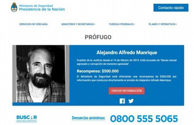 Capturan a un violador prófugo de la Justicia en unas cabañas en las sierras de Córdoba