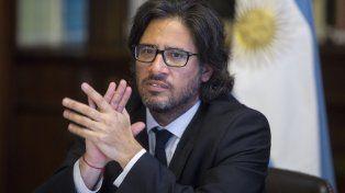 El ministro de Justicia, Germán Garavano.