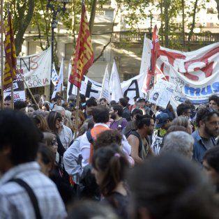 La Multisectorial por Santiago Maldonado marchará mañana para pedir justicia. (Foto de archivo)
