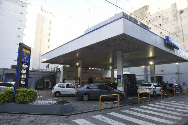 Se concreta el aumento de la nafta