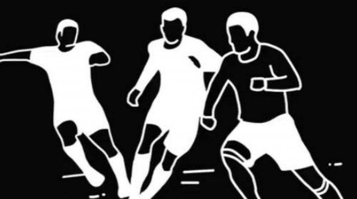 Campaña de la ONG Salvemos al Fútbol en contra de la discriminación.