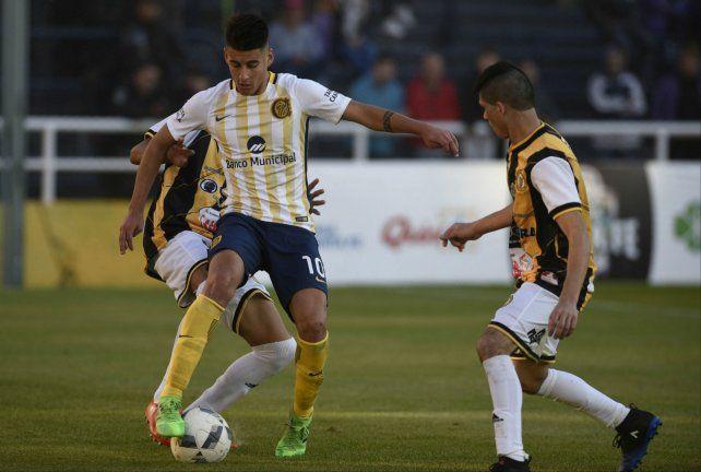 Pereyra se lució ante Alianza Sport