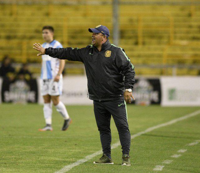 El gran ganador. Leo Fernández armó un equipo que supo jugar bien al fútbol y también demostrar personalidad.