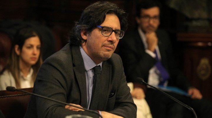 El ministro de Justicia habló del caso Maldonado.