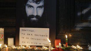 Santuario. La Justicia tiene que averiguar en qué circunstancias murió Santiago Maldonado.