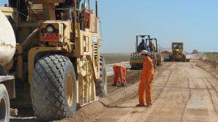 Infraestructura. El presupuesto para obra pública concentra la atención.