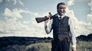 Ambición. Pierce Brosnan, el actor que interpretó a James Bond, se pone en la piel de un patriarca que puede ser tan bondadoso como calculador y violento.