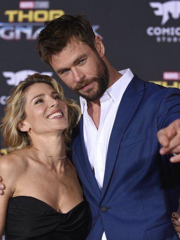 Es una de las cosas más maravillosas que me han pasado, dijo Chris Hemsworth sobre su esposa Elsa Pataky.