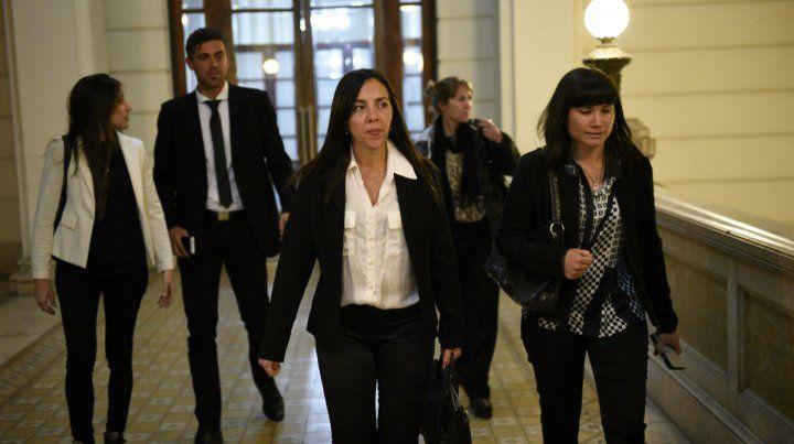 La fiscal. Lorena Aronne había archivado la causa de Agustina Rodríguez como intento de suicidio.