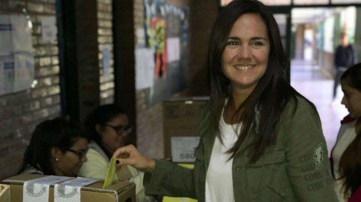 Anita Martínez apuntó en seguir cambiando el rumbo de la ciudad.