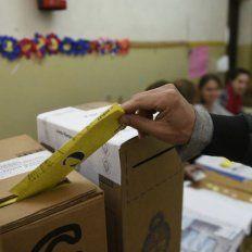 Con una participación del 75 por ciento, cerraron los comicios en la provincia