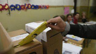 Con alta participación, cerraron los comicios y comienza el recuento de votos