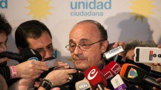 Moreau dijo que Cristina aventaja a Esteban Bullrich pero que eso es sólo una fotografía