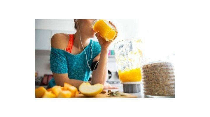 dieta saludable. Hay déficit en la ingesta de frutas
