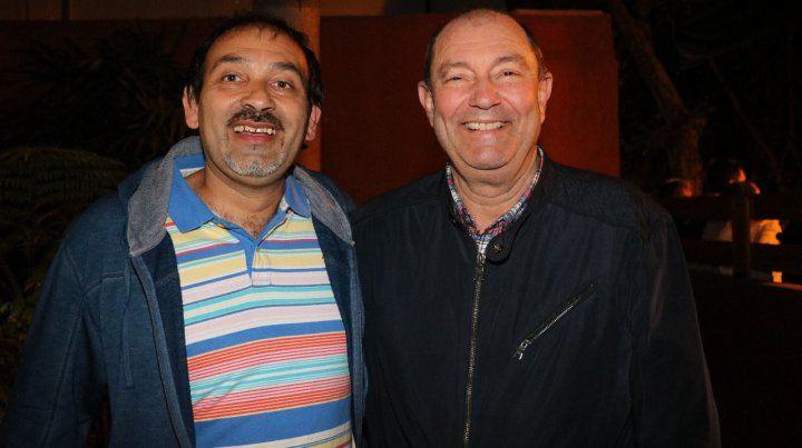 El justicialismo festejó en Granadero Baigorria con el triunfo de Mario Rosales