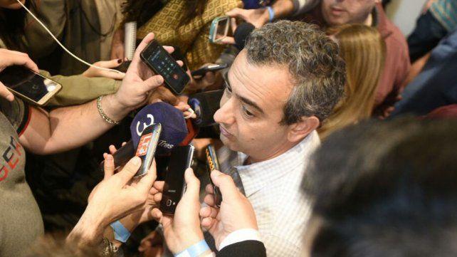 Javkin destacó el desempeño del Frente Progresista después de una elección primaria muy adversa.