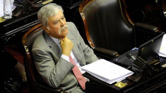 De Vido pidió licencia a su cargo como diputado nacional antes que se trate el desafuero