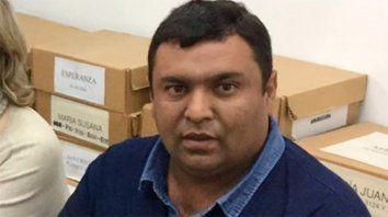 un candidato a presidente comunal santafesino gano las elecciones pese a estar preso