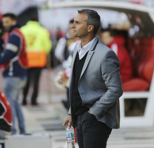 Lavallén llega a Belgrano para reemplazar al Gallego Méndez.