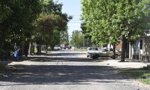 el barrio. Manuel González al 3100