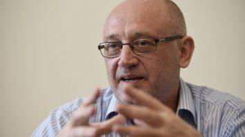 Cantard fue rector de la UNL y exsecretario de Políticas Universitarias.